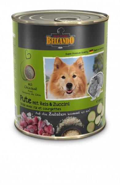 Belcando® Pute mit Reis und Zucchini