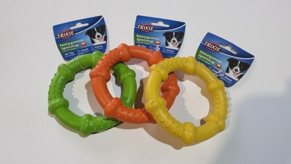 Naturgummi-Spielzeug Ring
