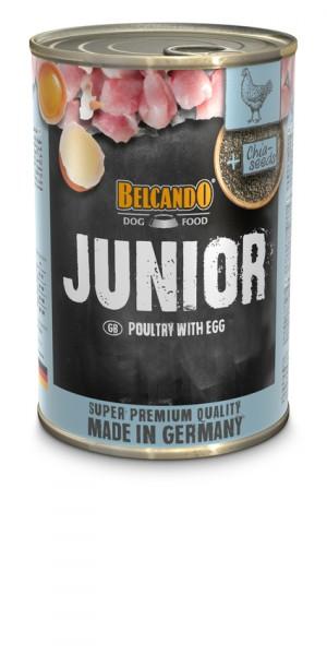 Belcando® Junior Geflügel mit Ei