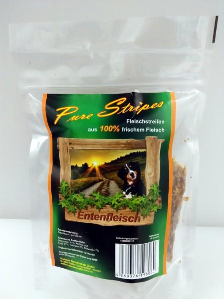 Premium Fleischstreifen Ente 150g