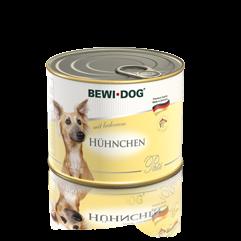 BEWI DOG Pâté reich an leckerem Hühnchen