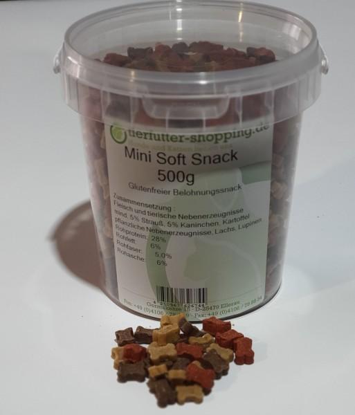 Mini Soft Snack