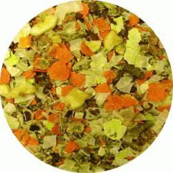 Tierfutter Shopping Früchte - Gemüsemüsli 10 kg
