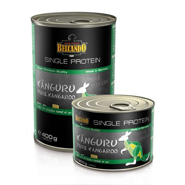 Belcando® Single Protein Känguru