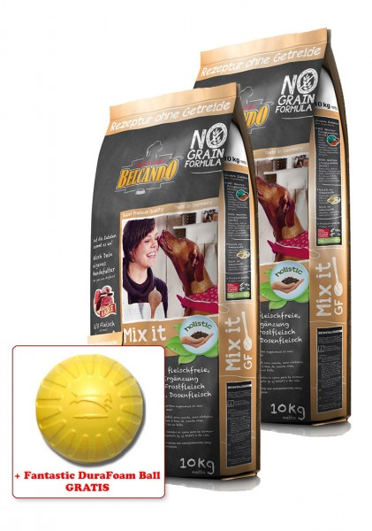 2x 10kg BELCANDO® Mix It GF
