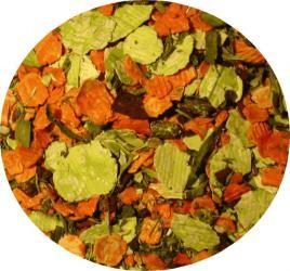 Tierfutter Shopping Gemüse-Mix 10 kg