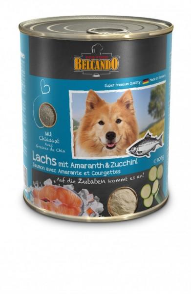 BELCANDO® Lachs mit Amaranth & Zucchini