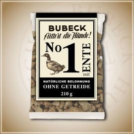 Bubeck Getreidefreier Snack Nr. 1 mit Ente