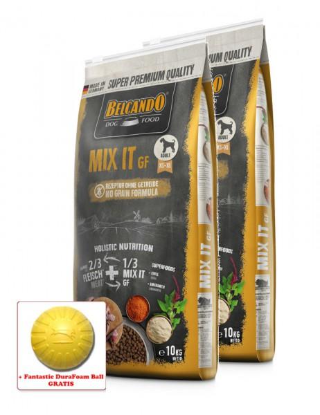 2x 10kg BELCANDO® Mix It GF