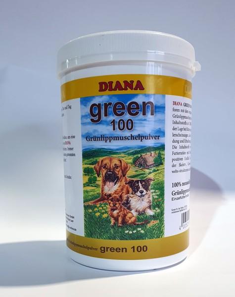 Diana Green 100