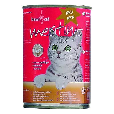 Bewi Cat Meatinis Geflügel