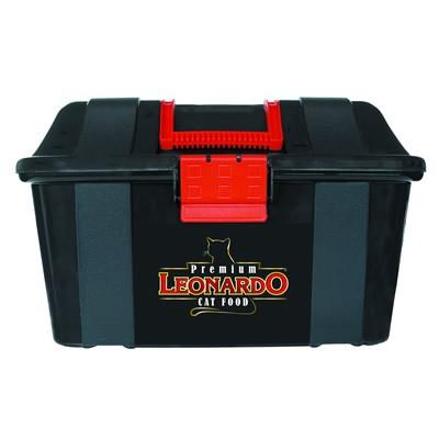 Leonardo Cat Box