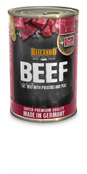 Belcando® Rind mit Kartoffeln und Erbsen
