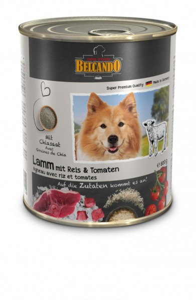 Belcando® Lamm mit Reis und Tomate