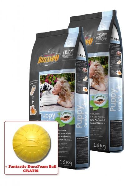 2x 15kg Belcando® Puppy