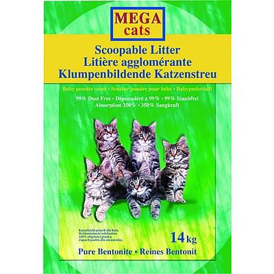 MEGA Cats Katzenstreu